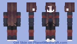 when the party's over Minecraft Skin