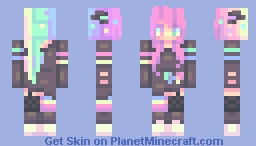 ★☆ Paintballed ☆★ Minecraft Skin