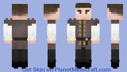 Skin for Roblox_Fan123 Minecraft Skin