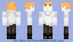 hard boi Minecraft Skin