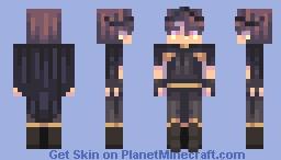 Hold me down Minecraft Skin