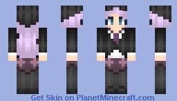❆𝓝𝓲𝓷𝓳𝓪𝓖𝓲𝓻𝓵2024❆ Isn't It Lovely? Minecraft Skin