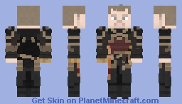 Jaime Lannister | Game of Thrones | The Queen's Justice Minecraft Skin