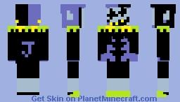 Jevil Minecraft Skin