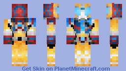Kamen Rider Knuckle Shin Minecraft Skin