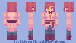 pirate king Minecraft Skin