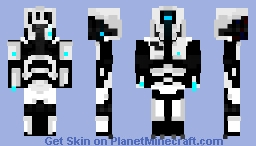 a robot that exists i guess. Minecraft