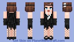 1920s Babe Minecraft Skin