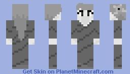 Colorless Minecraft