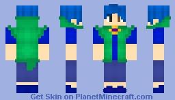 Cj 2.0 Minecraft Skin