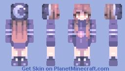 καωαιι   αℓℓу - ρєяѕσηα яємα∂є ♥ + αɳσυɳƈҽɱҽɳƚ Minecraft Skin