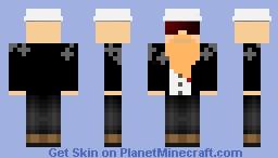 Billy Gibbons (ZZtop) Minecraft Skin