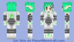 𝐻𝒶𝓁𝒻 𝐸𝓁𝒻 𝐻𝒶𝓁𝒻 𝓂𝒶𝒸𝒽𝒾𝓃𝑒 | 𝔹𝕪 𝕏𝕒𝕡𝕙𝕒𝕟𝕩 | contest entry Minecraft Skin