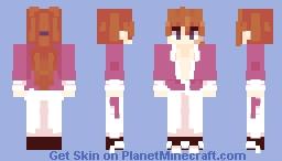 Kenshin Himura Minecraft Skin