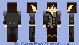 Stefan Adventurer Outfit Minecraft Skin