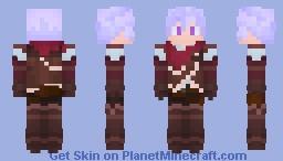 Riku Dola [No Game No Life] Minecraft Skin