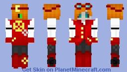 Arthur Tesla [First post on pmc!] Minecraft Skin