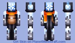 Sunny the Weather Robot - ROBOTS Minecraft Skin Contest Minecraft Skin
