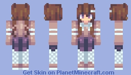 Persona - Curry Minecraft Skin