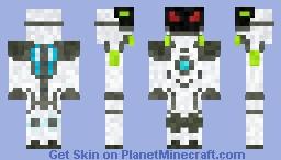 VAlVraVe Minecraft Skin