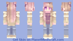 I need some hot chocolate right now [Pop-Reel] Minecraft Skin