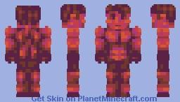 ℜomto- Boxer (25 min palette) Minecraft Skin