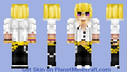 Sakata Kintoki (Berserker) 坂田金時 Fate/GrandOrder Minecraft
