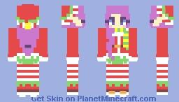 Christmas Elf Reshade Contest Minecraft Skin