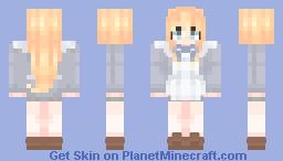 Alice of Slaughter Minecraft Skin
