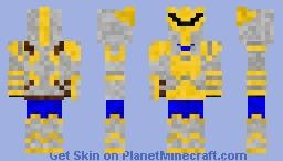 Alliance soldier (REUPLOADED) Minecraft Skin