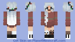 .Oh, another Christmas skin. Minecraft Skin