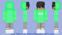 Skin Recolor | My new minecraft skin! Minecraft Skin