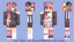 natural // male version included Minecraft Skin