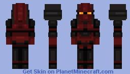 Fortnite-RedKnight Minecraft