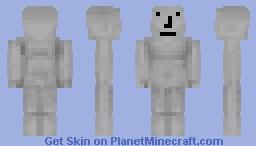ORANGE   MAN   BAD Minecraft Skin