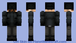 Daredevil (Man without Fear) (MARVEL LEGACY) Minecraft Skin