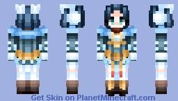 Dominiel Minecraft Skin