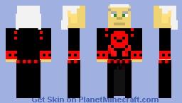 Mannimarco (Oblivion Elder Scrolls 4) Minecraft Skin