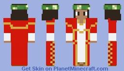 Vittoria Vici  (Elder Scrolls V Skyrim) (Bound Until Death Quest) (DB) Minecraft Skin