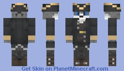 Kelso the Pirate Captain [OC] Minecraft Skin