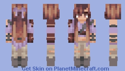 Invincible~ [RQ] Minecraft Skin