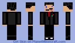 aCk Minecraft Skin