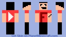 FIRE NONO SKIN Minecraft Skin