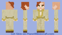 𝔇𝔦𝔫𝔬 // Peasant Male Minecraft Skin