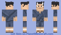 """Kurobee"" / A skin request. Minecraft Skin"