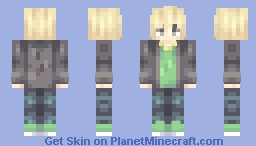 magnus chase | (+5 other characters in desc) | MCGA Minecraft Skin