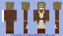 Tatooine Craft: Myo Minecraft Skin