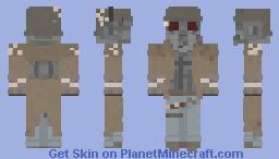 NCR Ranger || Fallout: New Vegas Minecraft Skin