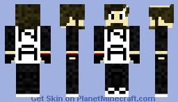 NeoAntares Minecraft Skin