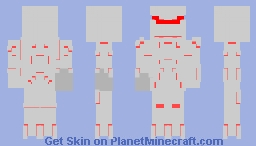 Laser, the Robotic Overlord Minecraft Skin